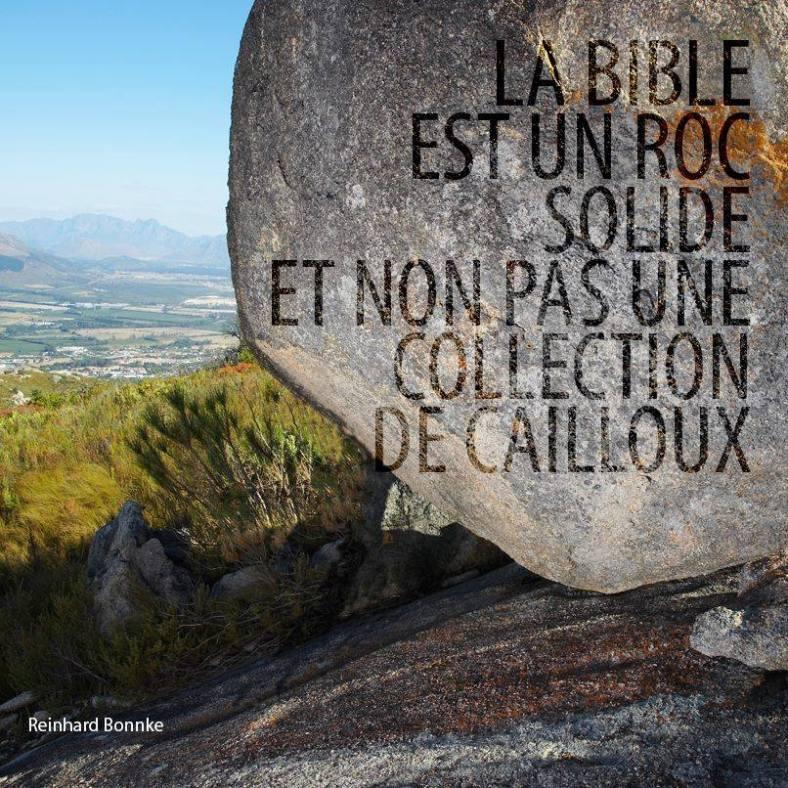 la Bible, le Roc