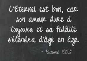 L Amour De Dieu Dure à Toujours 1001 Versets