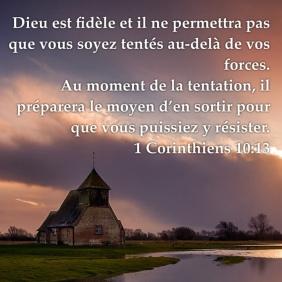 1 Corinthiens 10:12