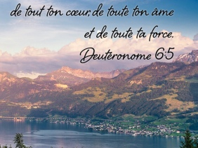 Deutéronome 6:5