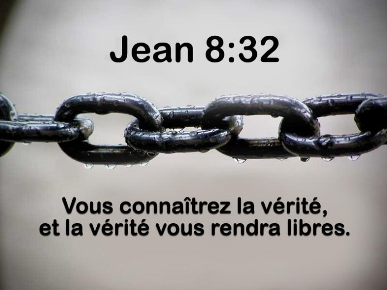 Jean 8:32