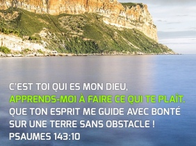 Psaume 143:10