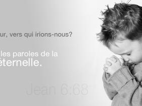 Jean 6:68