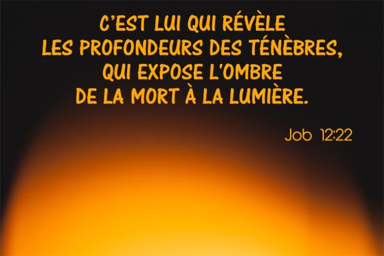 Job 12:22