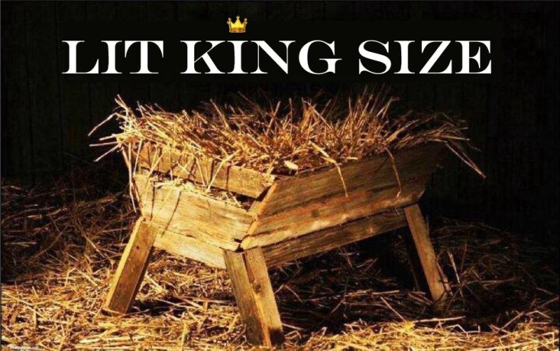 Un Lit King-Size