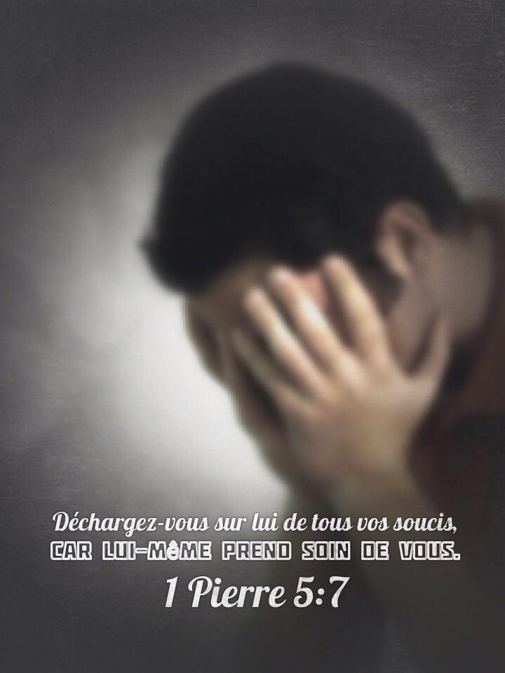 1Pierre 5:7