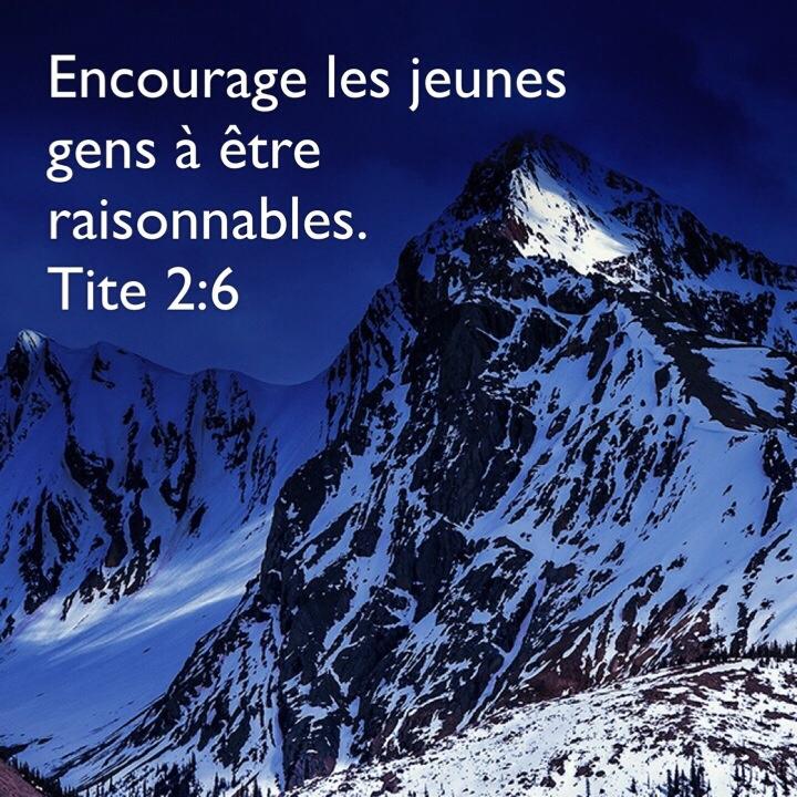 Tite 2:6