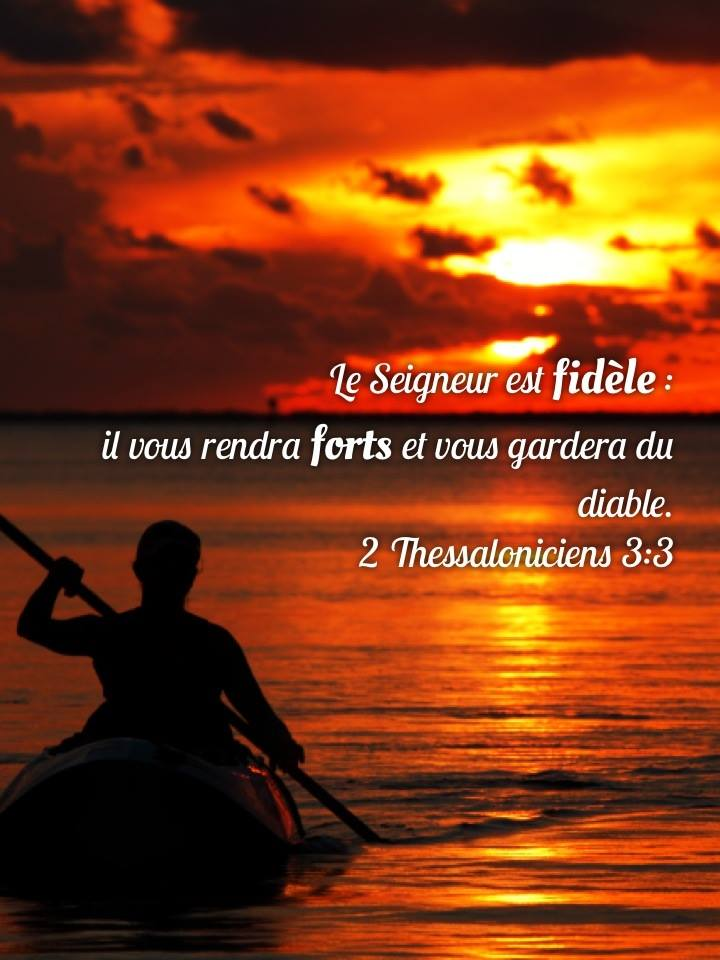 2 Thessaloniciens 3:3