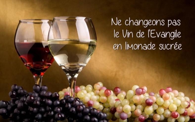 Citation Vin vs. Limonade