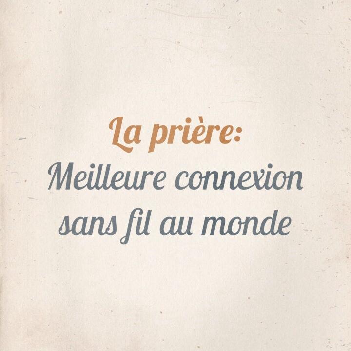 Extrêmement Prière = communication | 1001 versets HL43