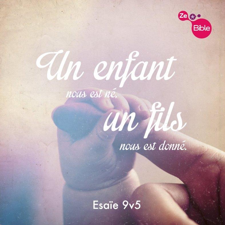 Esaïe 9:5