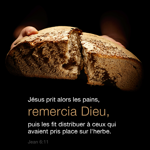 Jean 6:11
