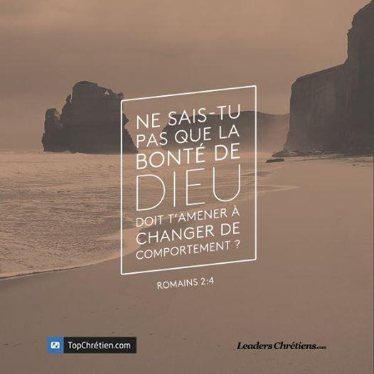 Romains 2:4