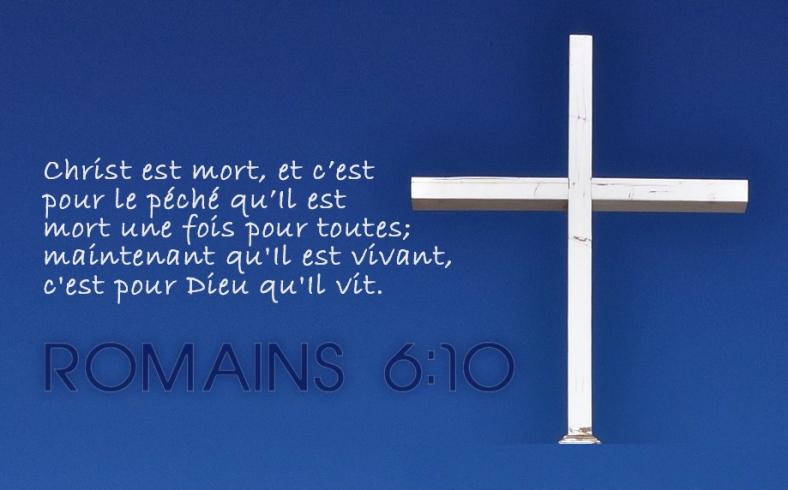 Romains 6:10