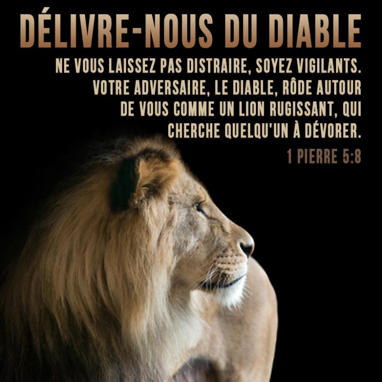 1 Pierre 5:8