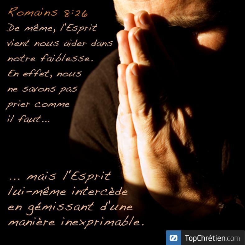 Romains 8:26_