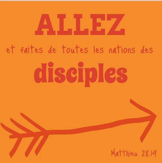 Matthieu 28:19