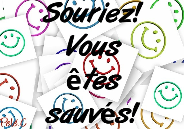 Citation Souriez