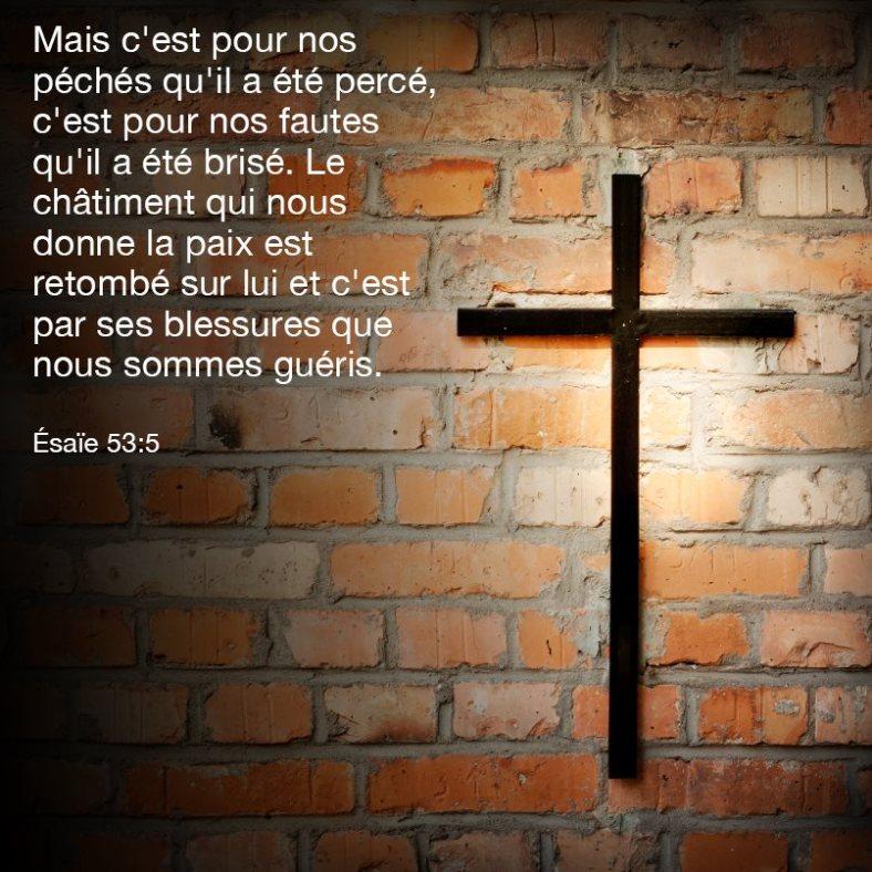 Esaïe 53:5