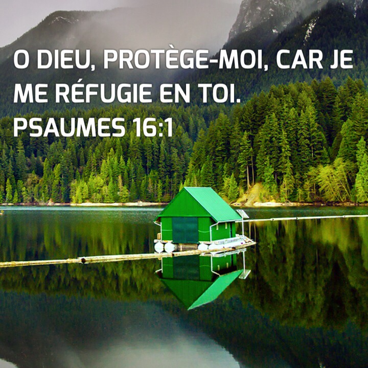 Psaume 16:1