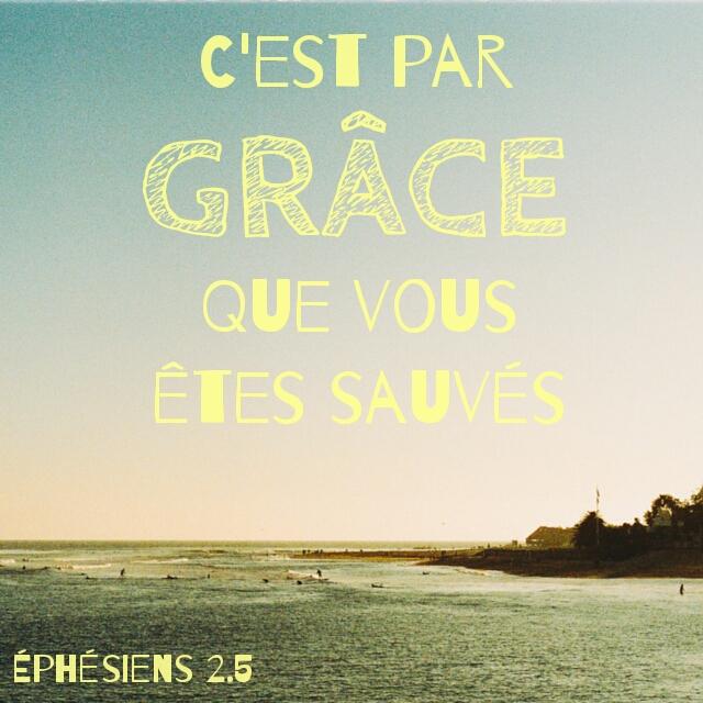 Éphésiens 2:5