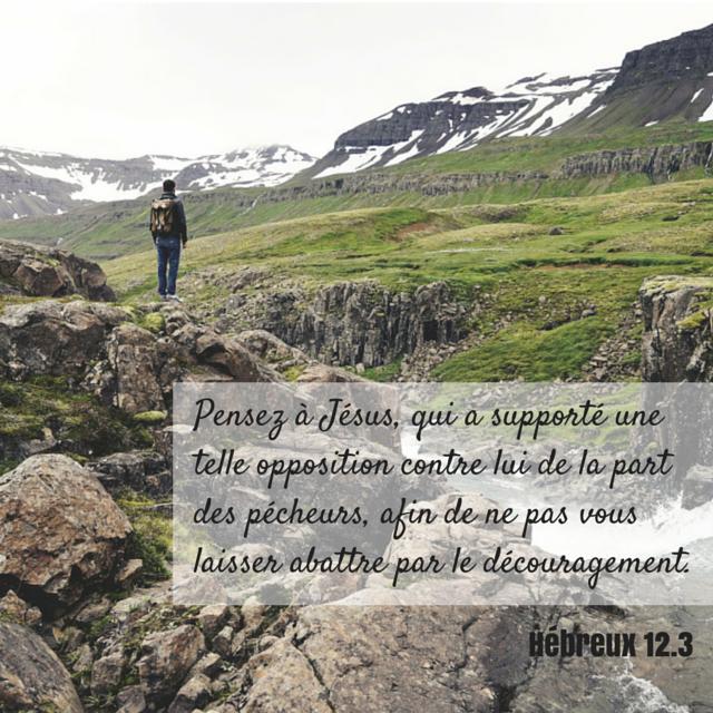 Hébreux 12:3