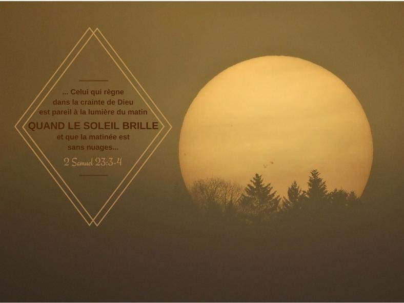 2 Samuel 23:3-4