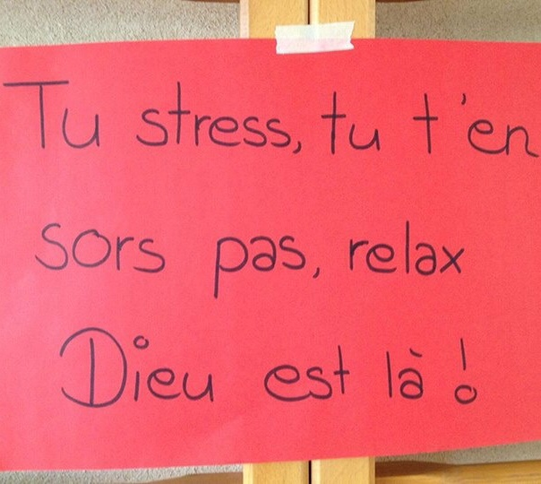 Citation Tu stress