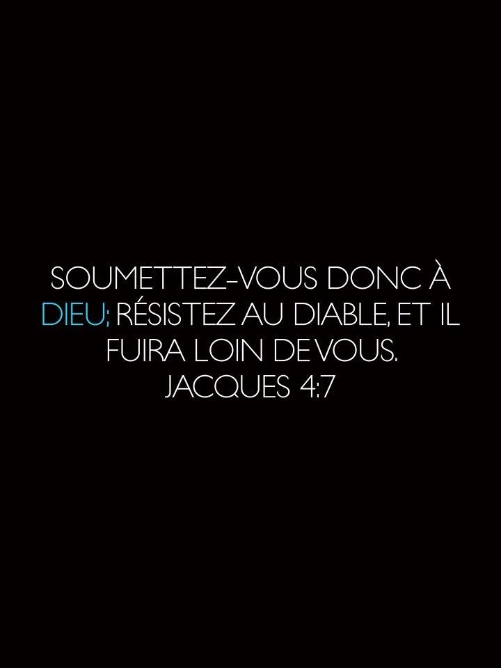 Jacques 4:7