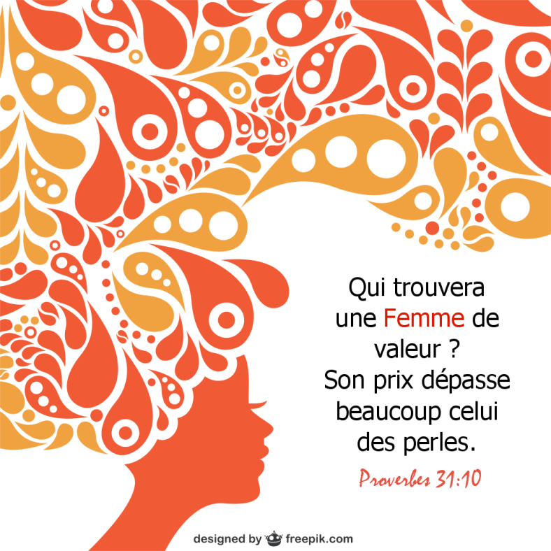 Proverbes 31:10