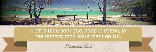 Psaume 62:2