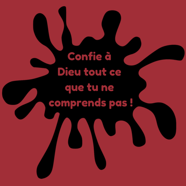 Citation - Ce que tu ne comprends pas
