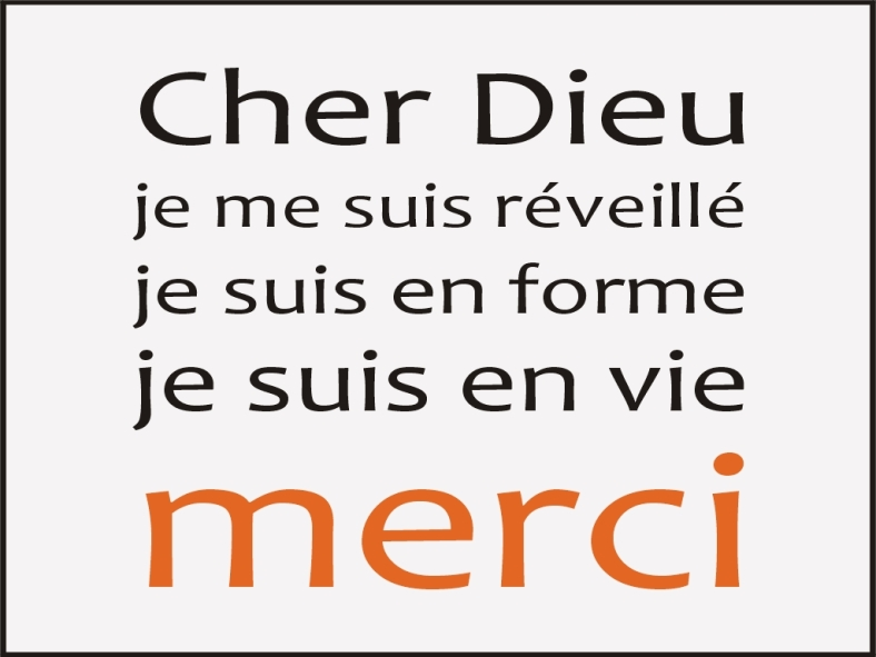 Citation Cher Dieu...