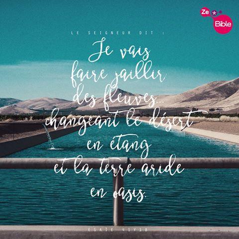Esaïe 41:18