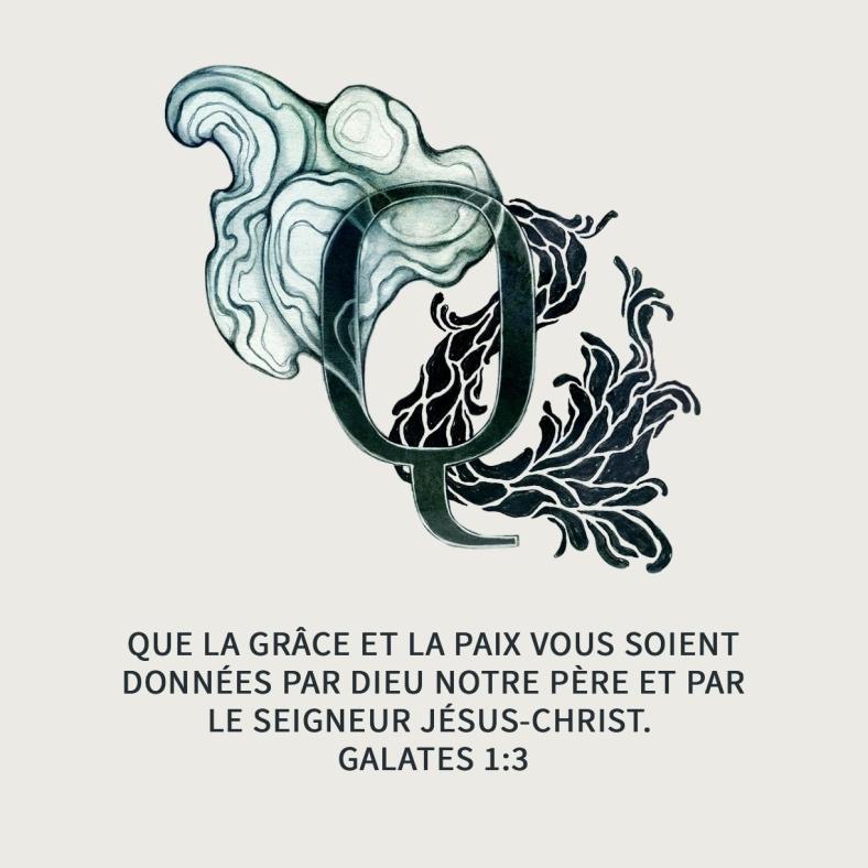 Galates 1:3