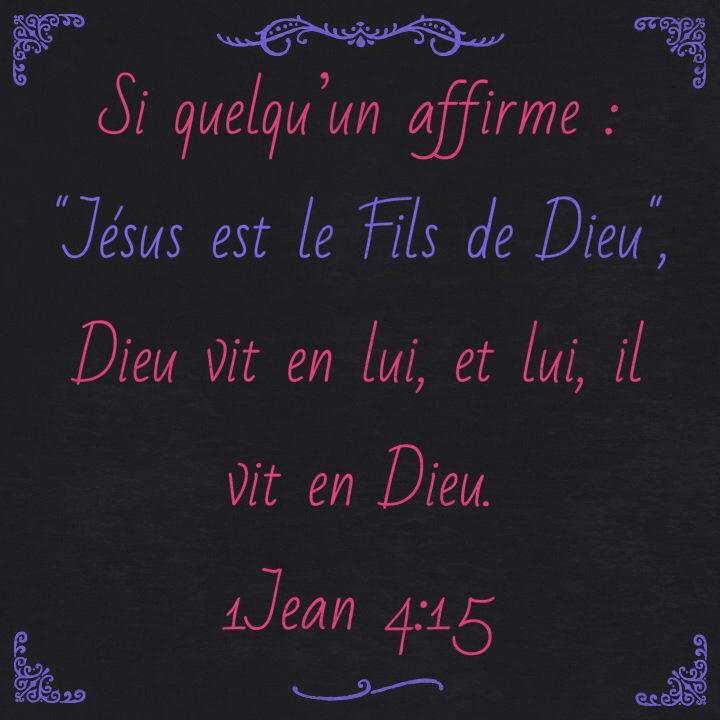 1 Jean 4:15