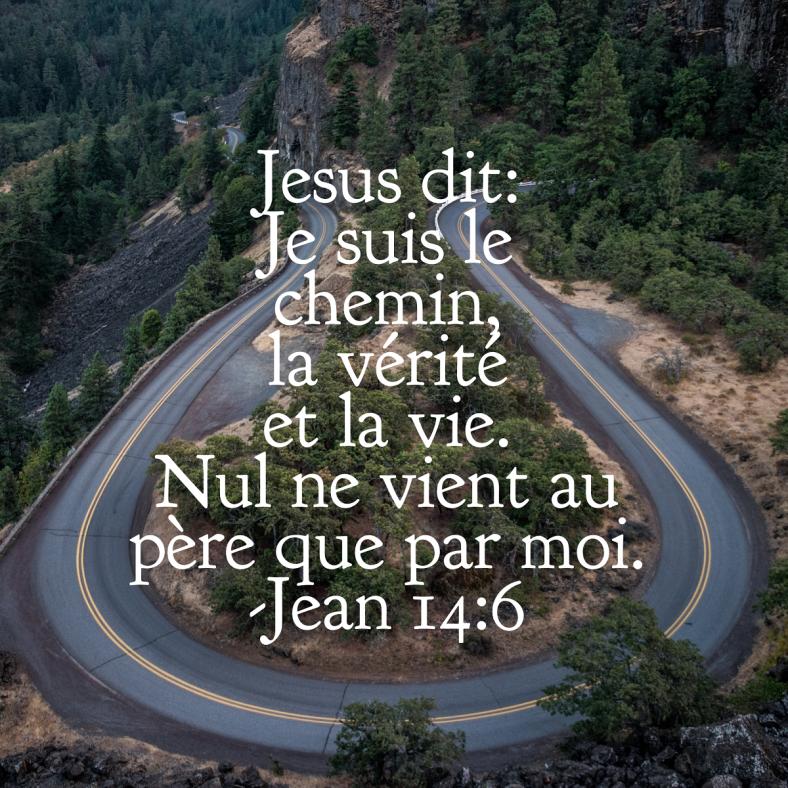 Jean 14:6