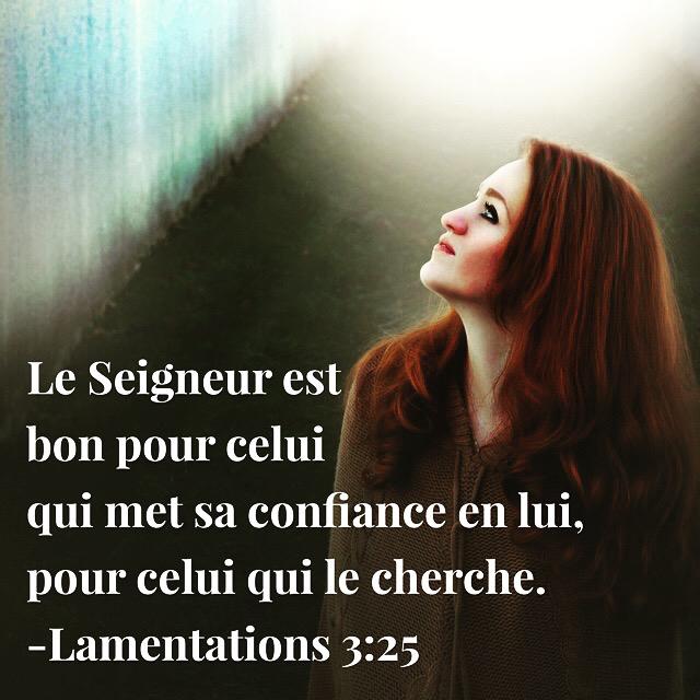 Lamentations 3.25