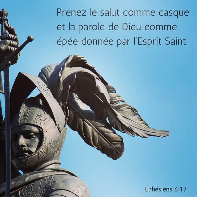 Ephésiens 6:17