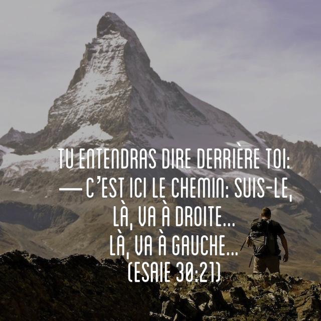 Esaïe 30:21