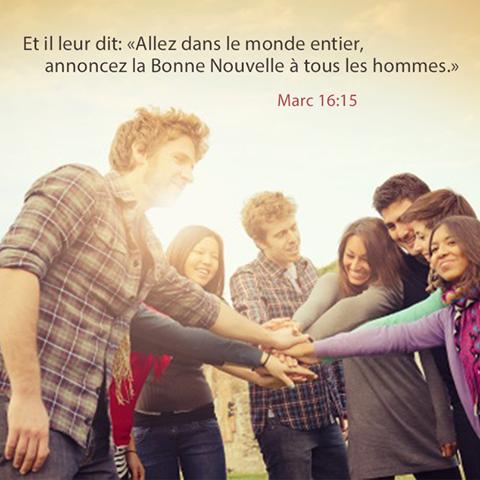 Marc 16:15
