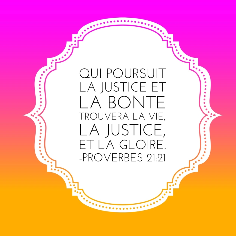 Proverbes 21:21