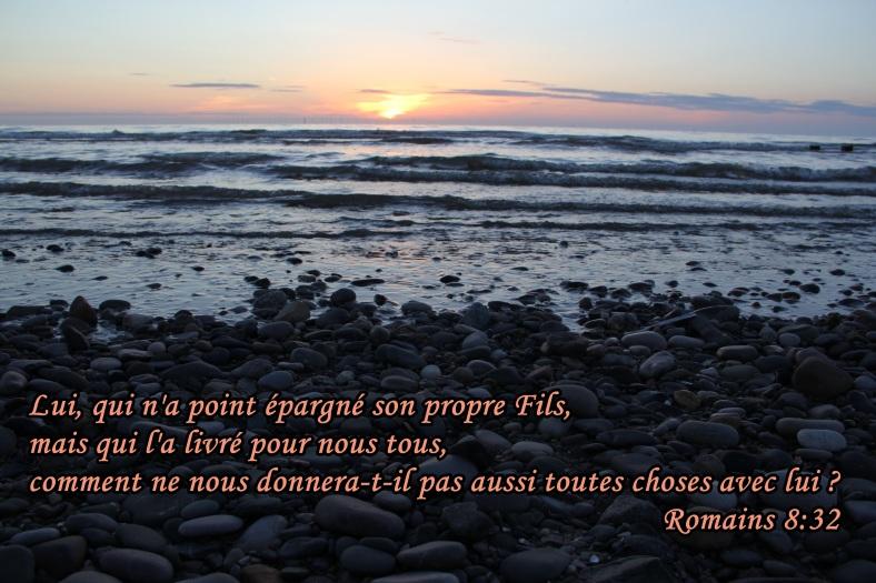 Romains 8:32