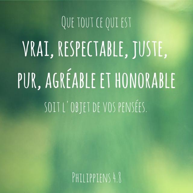 Philippiens 4:8