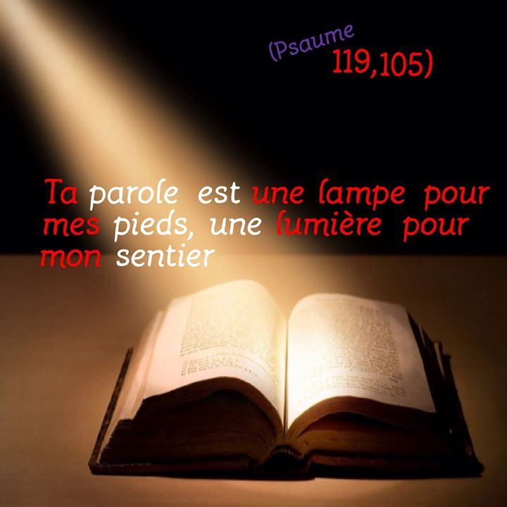 Psaume 119:105