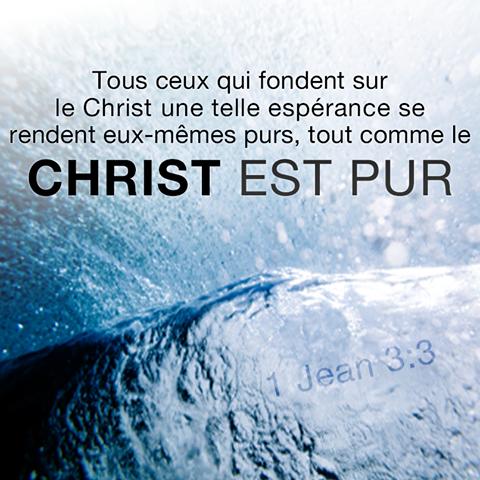 1 Jean 3:3