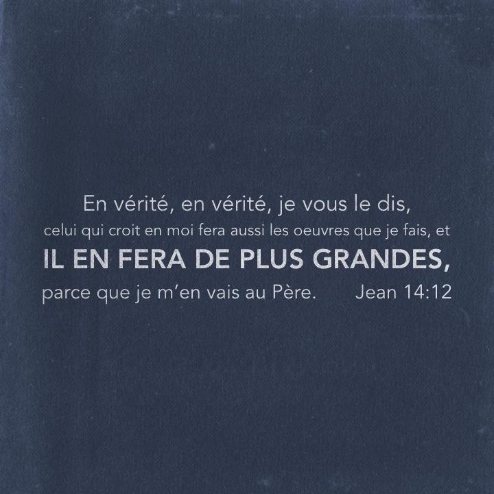 Jean 14:12