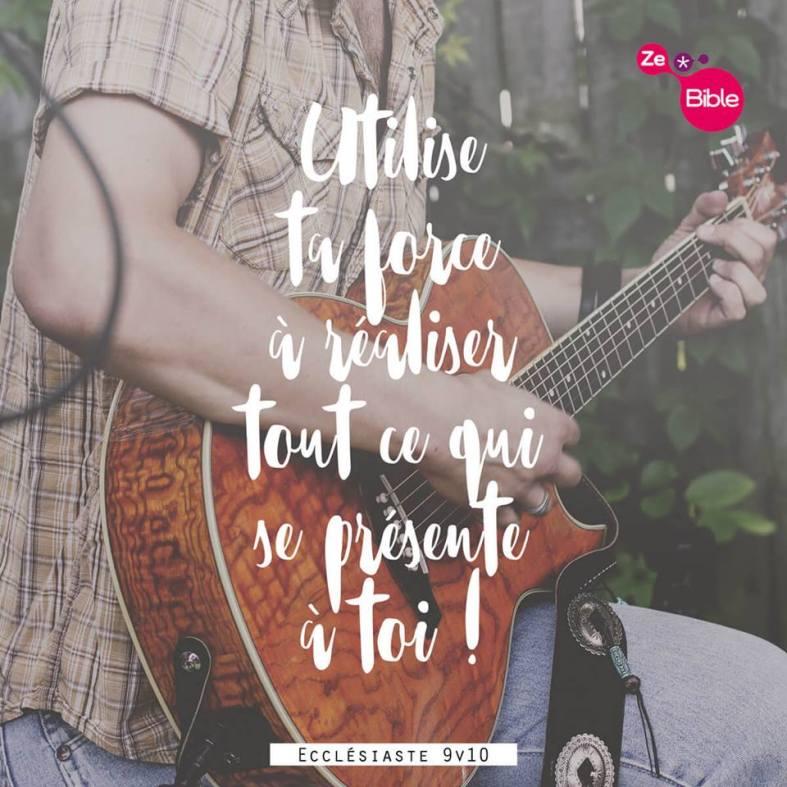 Ecclésiaste 9:10