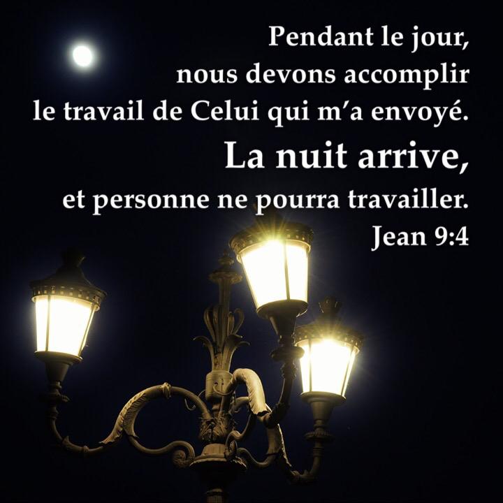 Jean 9:4