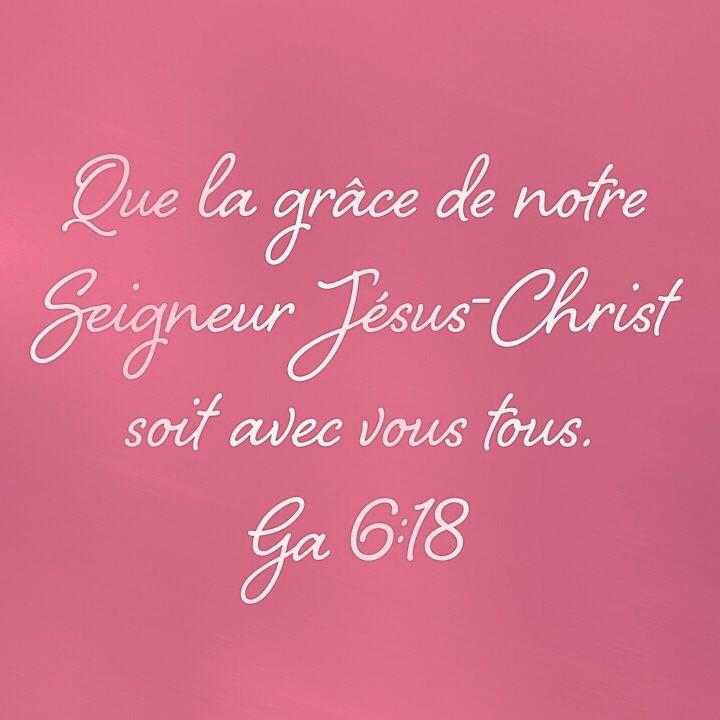 Galates 6:18